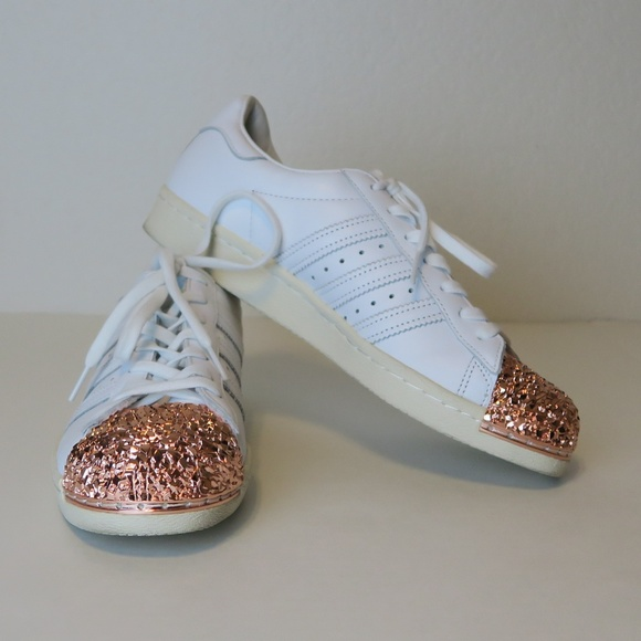 adidas Shoes | Superstar 80s 3d Rose Gold